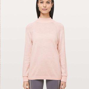 Lululemon Soft Shine Sweater